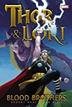 Thor & Loki: Blood Brothers by Rob Rodi