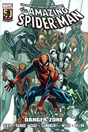 Spider-Man: Danger Zone – tekijä: Dan…