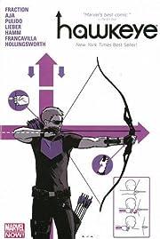 Hawkeye, Vol. 1 av Matt Fraction