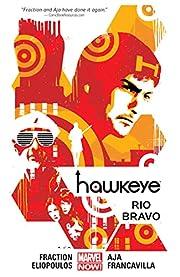 Hawkeye Volume 4: Rio Bravo (Marvel Now) av…