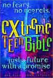 Extreme Teen Bible av Thomas Nelson