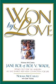 Won by Love de Norma McCorvey