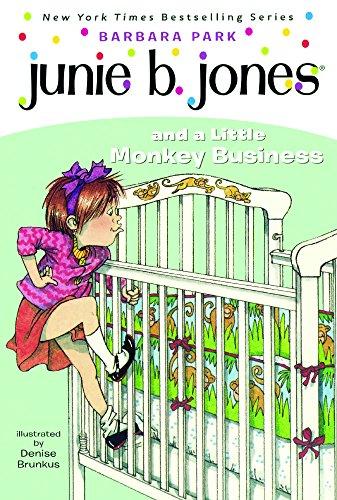 book report junie b jones and a little monkey business Junie b jones and a little monkey business: barbara park,  barbara park's new york times bestselling chapter book series, junie b jones,  report abuse arg.