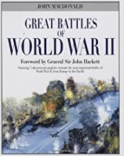Great Battles of World War II av John…
