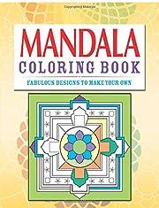 Mandala Coloring Book: Over 70 Fabulous…