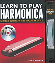 Learn to Play Harmonica: Illustrated…