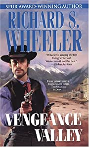 Vengeance Valley av Richard S. Wheeler