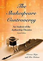 The Shakespeare Controversy: An Analysis of…