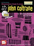 Essential jazz lines in the style of John Coltrane [by Corey Christiansen and Kim Bock]
