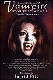 The Mammoth Book of Vampire Stories by Women…