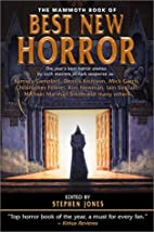 The Mammoth Book of Best New Horror 12 by…