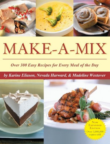 Make-A-Mix by Karine Eliason