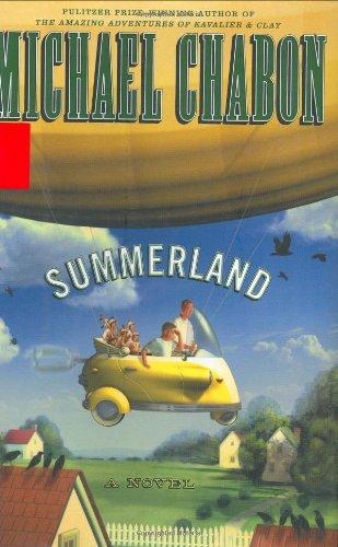 Summerland, Chabon, Michael