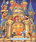 Disney's 5 Minute Bedtime Stories by…