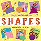 Winnie the Pooh Shapes - 6 Books in One by…