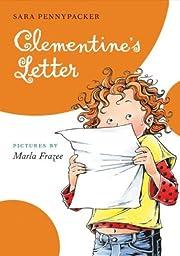 Clementine's Letter por Sara Pennypacker