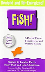 Fish: A Proven Way to Boost Morale and…