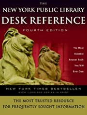 The New York Public Library Desk Reference…