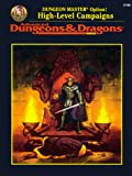 Dungeon Master Option: High-Level Campaigns - Advanced Dungeons & Dragons, Rulebook/2156, Skip Williams