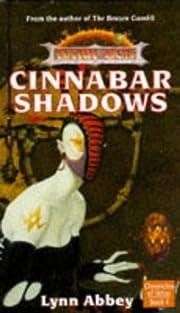 Cinnabar Shadows (Dark Sun Chronicles of…