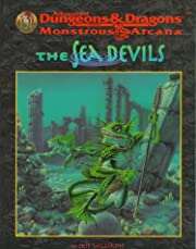 The Sea Devils (Advanced Dungeons & Dragons,…