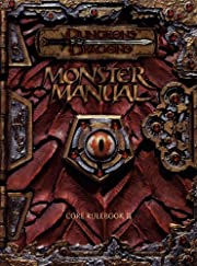 Monster Manual: Core Rulebook III (Dungeons…