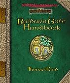 Forgotten Realms: Baldur's Gate Handbook…