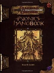 Psionics Handbook (Dungeons & Dragons d20…