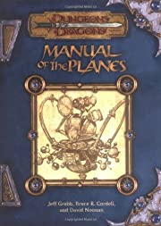 Manual of the Planes (Dungeon & Dragons d20…