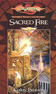 Sacred Fire (Dragonlance: Kingpriest…