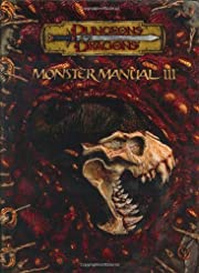 Monster Manual III (Dungeons & Dragons d20…