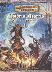 Libris Mortis: The Book of the Undead…