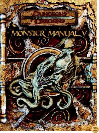 Monster Manual V by David Noonan ...