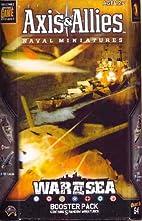 War at Sea Booster: Axis & Allies Naval…