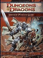 Eberron Player's Guide: A 4th Edition D&D…