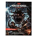 Dungeons & Dragons Monster Manual (5th Edition) (2014) (Book)
