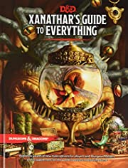 Xanathar's Guide to Everything (Dungeons &…