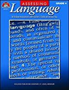 Assessing Language (Grade 4) by Evelyn…