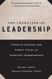 The Character of Leadership: Political…