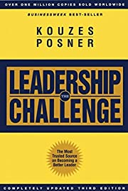 The Leadership Challenge, 3rd Edition –…