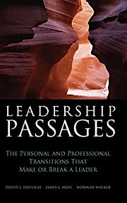 Leadership Passages: The Personal and…