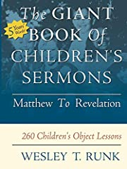 The giant book of children's sermons :…