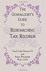 The Genealogist's Guide to Researching…