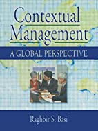 Contextual Management: A Global Perspective…