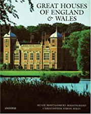 Great Houses of England and Wales (Universe…
