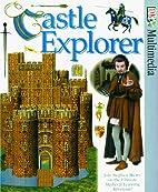 Castle Explorer CD-ROM (mac/win) by DK…