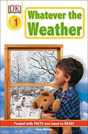 DK Readers: Whatever The Weather (Level 1:…