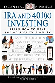 Essential Finance: IRA and 401(k) Investing…