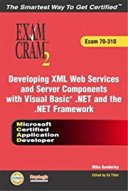 MCAD Developing XML Web Services and Server…
