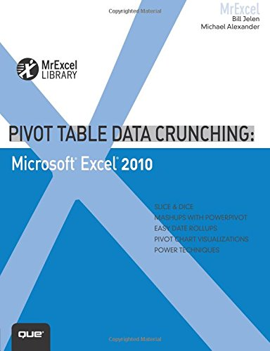 Powerpivot For Excel 2010 Ebook